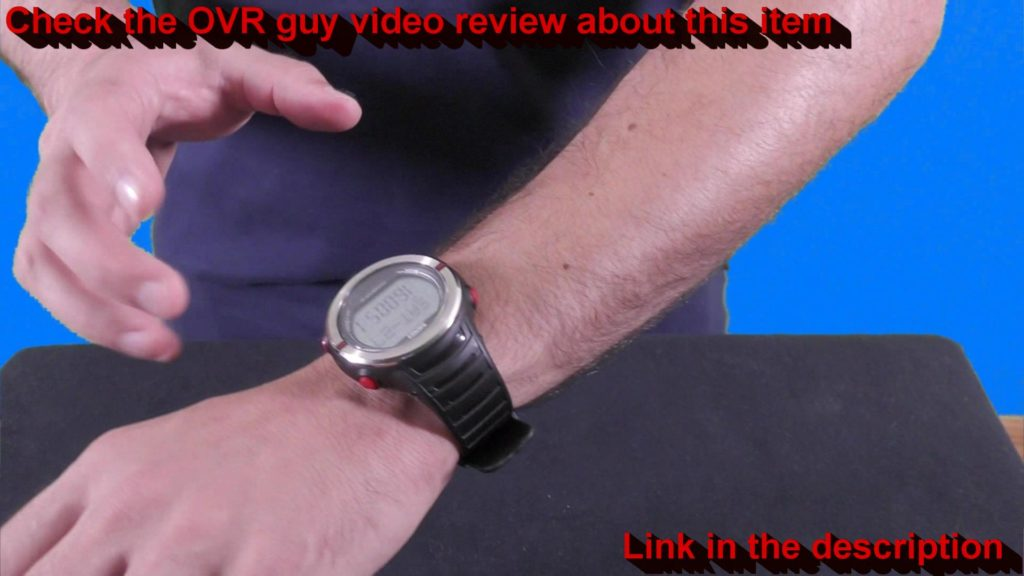 SKMEI 1111 Digital Heart Rate Tracking Watch (Review)